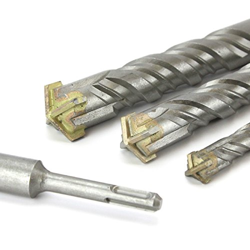 28mm x 800mm Kreuzkopfbohrer TCT SDS Plus Hammerbohrer Bits. Ziegel Mauerwerk Beton (Sds-bit)