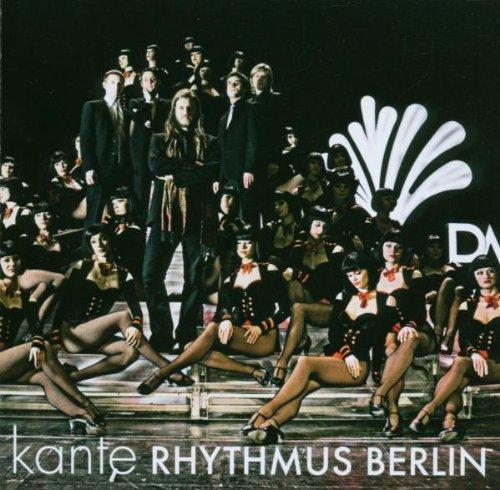 Kante Plays Rhythmus Berlin (Punk-kante)