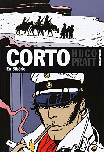 Corto, Tome 24 : Corto Maltese en Sibérie