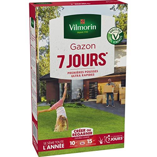 Vilmorin - Gazon 7 jours 250gr