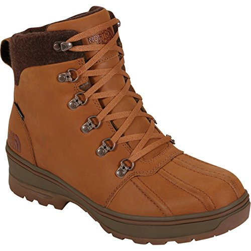 The North Face M Ballard Duck Boot, Bottes de Protection Homme Marron Clair