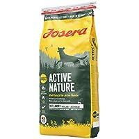15kg Josera Active Nature Adult Hundefutter für aktive Hunde