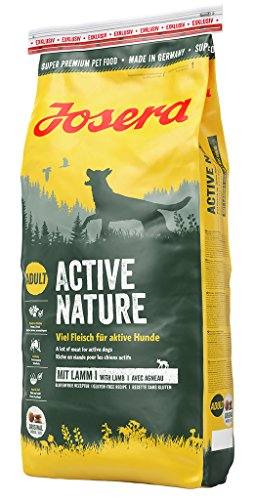 Josera Dog Exklusiv Active Nature 15 kg