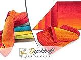 """Bio-Handtuchserie """"Colori"""" - erhältlich in 6 brillanten Farbkombinationen und 3"""