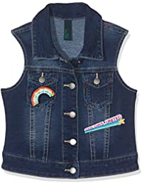 United Colors of Benetton Waistcoat, Chaleco para Niños