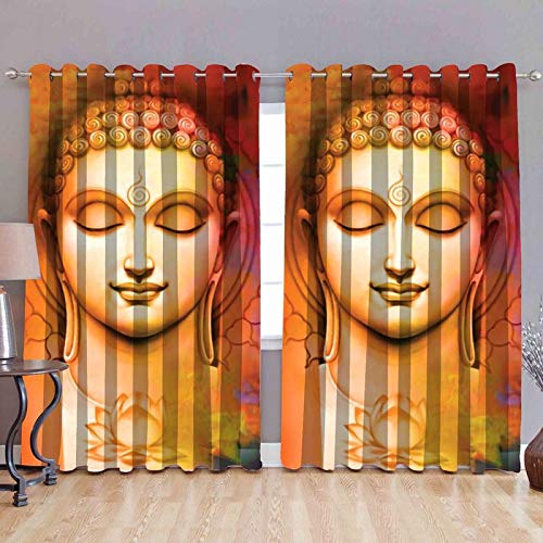 check MRP of 3d printed curtains Kk Home Store Decor