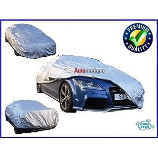 automs Premium Wasserdicht Outdoor Car Cover Baumwolle gefüttert jnhg200