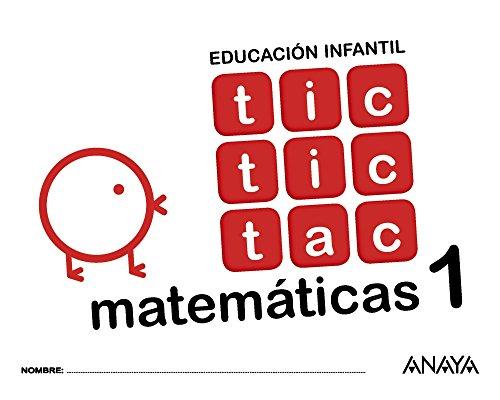 Tic tic tac Matemáticas 1