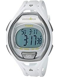 Timex Unisex-Armbanduhr IRONMAN Sleek 50 Full-Size Digital Quarz Plastik TW5K96200