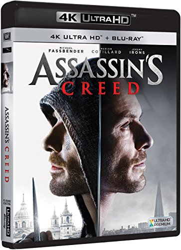 Assassin'S Creed (4K Ultra HD + Blu-ray) [Blu-ray]