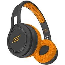"SMS Audio On-Ear Wired Sport - Auriculares (3.5 mm (1/8 ""), Supraaural, Naranja, Negro, Binaurale, Diadema, Digital)"