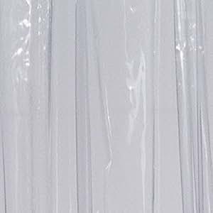 ridder 390000 350 ombrella remplacement rideau de douche plastique transparent 120 x 170 cm. Black Bedroom Furniture Sets. Home Design Ideas