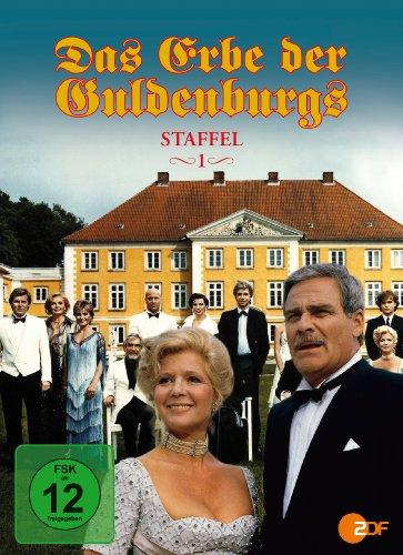 Bild von Das Erbe der Guldenburgs - Staffel 1 [4 DVDs]