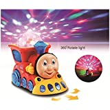 Oongly Musical Engine Train Toy For Kids With 4D Light & Sound, Train Set Toys For Kids