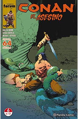 Conan El asesino nº 06/06