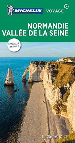 Guide Vert Normandie Vallée de la Seine Michelin