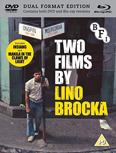 Two Films By Lino Brocka (Blu-ray + DVD) [UK Import]
