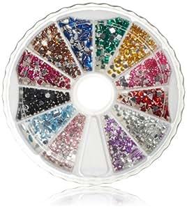 SHANY Cosmetics 3D Do it Yourself Nail Art Decoration, Rhinestones Manicure