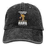Osmykqe Pickleball Sport Baseball Caps Crazy Designs Personalisierte Hüte für Erwachsene XC7915