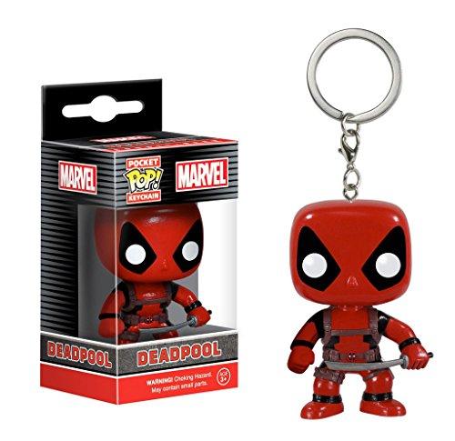 Preisvergleich Produktbild Marvel Comics - Vinyl Schlüsselanhänger - Deadpool