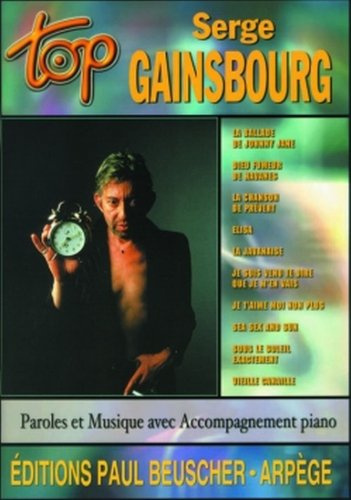 Partition : Top Gainsbourg
