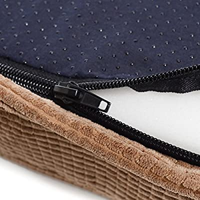 Milliard Quilted Padded Orthopedic Dog Bed by Milliard