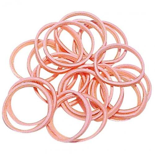 Artikelbild: VIVOG Hundehaargummis rosa Latex, 100 St