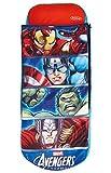 Marvel Avengers 406AVN ReadyBed Luftmatratze mit Bezug und integrierten Kissen