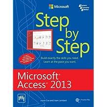 Microsoft Access 2013 Step by Step