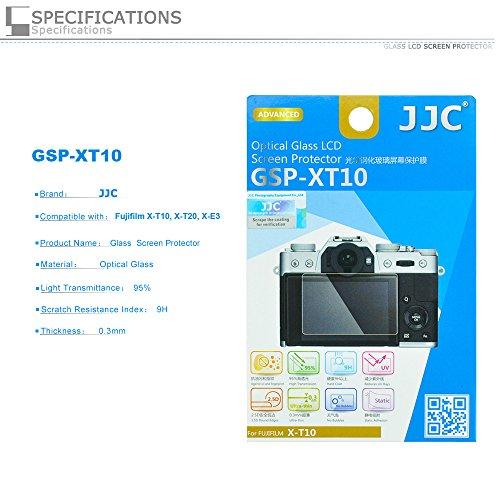 PROfoto.Trend/JJC Ultra-sottile Schermo LCD in Vetro Ottico per Fujifilm XT-10, XT-20