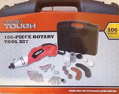 hyper-tough-106-piece-rotary-tool-kit-by-wal-mart
