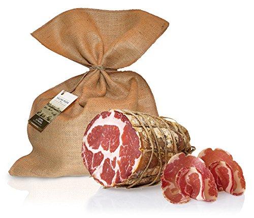 Coppa di Parma, Italienisches Schweinefleisch, am Stück 800 gr