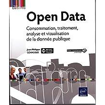 Open Data - Consommation, traitement, analyse et visualisation de la donnée publique