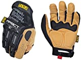 Mechanix Wear - Material4X M-Pact Gants (Medium, Noir/Marron)