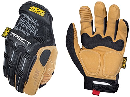 Mechanix Wear material4X M-Pact (, schwarz, MP4X-75-009, Medium -