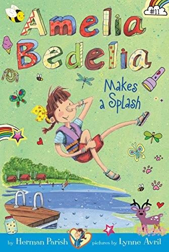 Amelia Bedelia Chapter Book #11: Amelia Bedelia Makes a Splash (English Edition)
