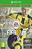 #10: Fifa 17 - Standard Edition: Xbox One [Xbox Store Download Code - No CD/DVD]