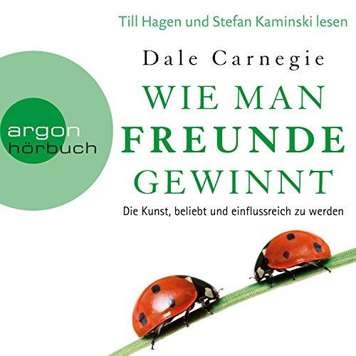 Buchseite und Rezensionen zu 'Wie man Freunde gewinnt' von Dale Carnegie