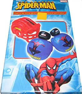 Gants de boxe géants avec casque - Super Héros Spiderman - Jouet Spider-Man