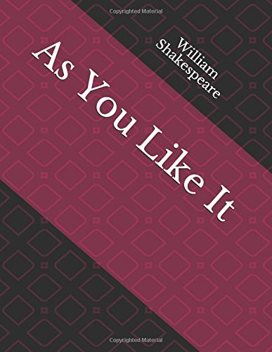 As You Like It: (Annotated)