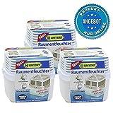 3er-Set HUMYDRY® Raumentfeuchter Premium 450g