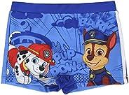 Paw Patrol Bañador para Niños, Slip Cortos de Natación Infantil, Bañador Transpirable Secado Rápido, Diseño Pa