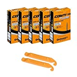 Continental Bicycle Tubes Race 28 700x20-25 S60 Presta Valve 60mm Bike Tube Super Value Bundle (Conti tubes & 2 Conti tire lever) by CONTINENTAL