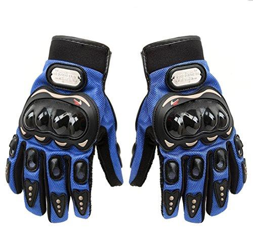 Guantes de DingSheng, para motocross, motocicletas y racing, dedos enteros