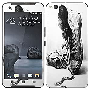 Theskinmantra Clipart shoe mobile skin for HTC One X9