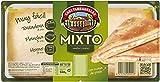 Mixto Jamón Y Queso - Casa Tarradellas 2x120 gr