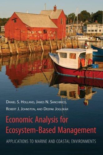Economic Analysis for Ecosystem-Based Management -