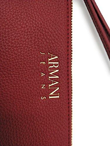 Borsetta Armani Jeans da polso 928503 7a788 Bordeaux