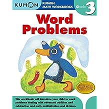 Grade 3 Word Problems (Kumon Math Workbooks Grade 3)