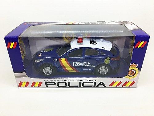 GT-0233 COCHE POLICÍA NACIONAL